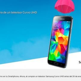 Promocion Samsung televisores UHD